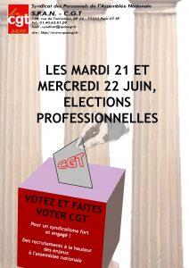 affiche Vote 2016
